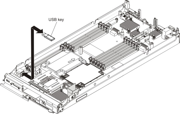 Removing a USB flash drive - Flex System x222 Compute Node on usb voltage diagram, usb cable wiring, usb electronic diagram, usb to serial diagram, usb plug diagram, usb wiring diagram, usb cable schematic, usb port schematic, usb to rs232 schematic adapter, usb soldering diagram, usb cable pinout, usb ac adapter, usb schematic wire, usb pinout diagram, usb charger schematic, usb serial adapter, iphone usb diagram, usb pin diagram, usb system diagram, usb power diagram,